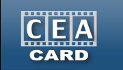 CEA Card logo for free cinema tickets blog post