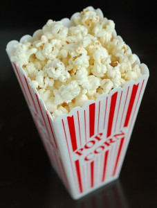 Popcorn picture for cinema card blog post